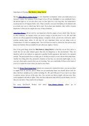 Importance of Owning Mini Battery Jump Starter.pdf