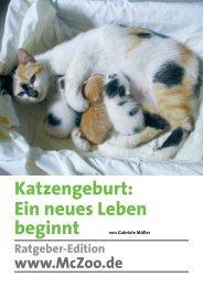 Katzengeburt: Ein Neues Leben Beginnt - McZoo