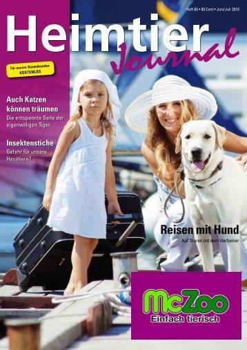 Reisen mit Hund - McZoo