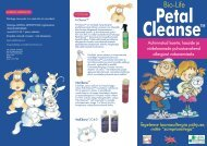 PetalCleanse leaflet - Estonian - Medical24.ee