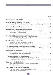 Eltern und Kinder - Land Brandenburg