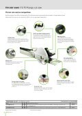 + + Circular saws - Gregory Machinery - Page 5