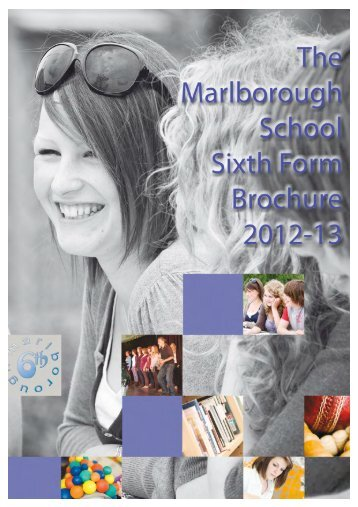 6TH Brochure - Course Descriptions 2011-2012 - The Marlborough ...