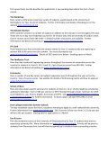 conferences, conventions, summer schools, taster courses - The ... - Page 2