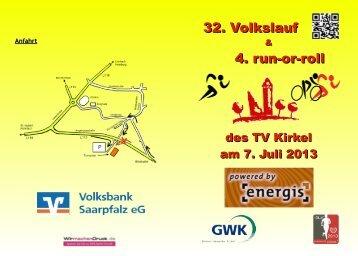 32. Volkslauf 4. run-or-roll