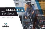 electric tendance - Espace Presse - BTwin