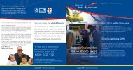 Personal Pack brochure - Ambulance Victoria