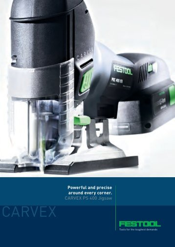 Download Brochure - Festool Power Tools