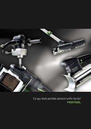 FESTOOL fr Melanger brosser - ITS International Tools Service