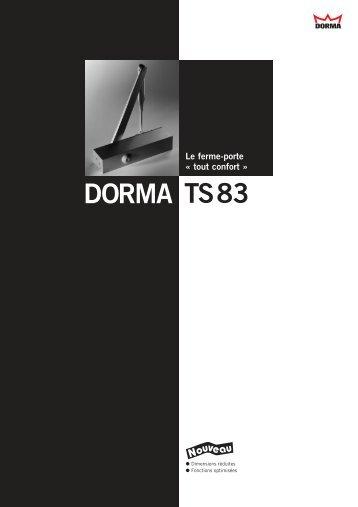TS83 DORMA