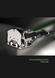 FESTOOL fr Système assemblage DOMINO - ITS International Tools ...