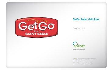 GetGo Roller Grill Area