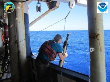 PMEL Experience with Seabird Navis Floats - Argo