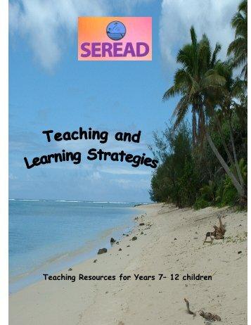 Teaching Resources for Years 7– 12 children - Argo