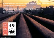 API 1169-Part 49 CFR 195-Transportation of Hazardous Liquids by Pipeline