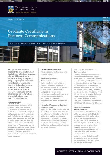 certification of final version of thesis uwa Briefabstract a broadsetofrequired'nontechnical' businessgraduatecompetencieswas identified from employerbased literature profiles summarising the required .