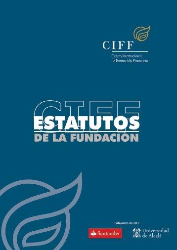 Estatutos de la Fundación - Ciff