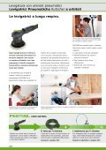 Levigatura con utensili pneumatici - Domocolor - Page 3