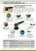 Levigatura con utensili pneumatici - Domocolor - Page 7