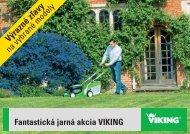 Fantastická jarná akcia VIKING Výrazné zľavy - EH Hobby