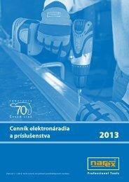 Cenník elektronáradia a príslušenstva - EH Hobby