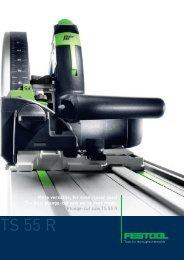 TS 55 R Brochure - Festool