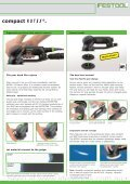 The ROTEX® RO 125 - Ideal Tools - Page 5