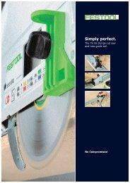 Festool TS-55 brochure - Ideal Tools