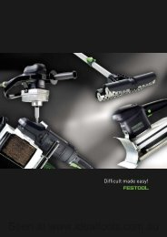 + + Stirring and renovating - Ideal Tools