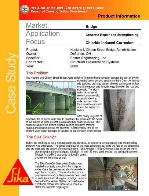 PDF] Product Information - Sika Corporation US