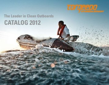 Torqeedo 2012 Catalog - Jamestown Distributors