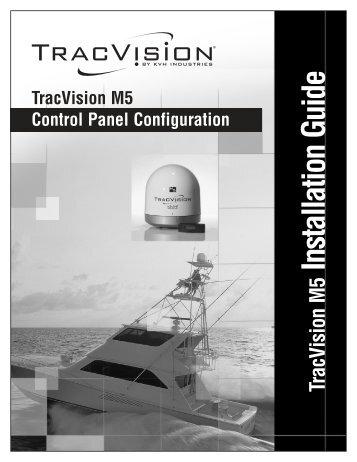 Kvh tracvision Installation Manual