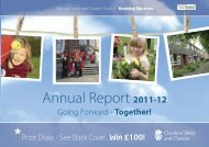 Annual Report 2011/2012 - Dane Group