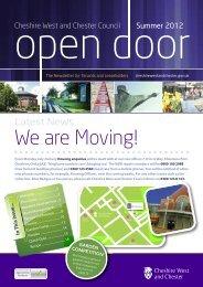 Open Door Summer 2012 - Dane Group