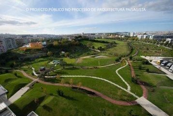 O Projecto Público no Processo de Arquitectura Paisagista