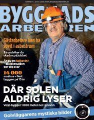 NR 7 2008 - Byggnadsarbetaren