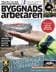 Nr 11 2011 (PDF 20,3 MB) - Byggnadsarbetaren