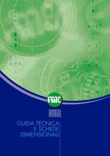 Guida tecnica e schede dimensionali [pdf 801Kb] - FerramentaOnline