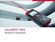 Leica DISTO™ D210 - FerramentaOnline