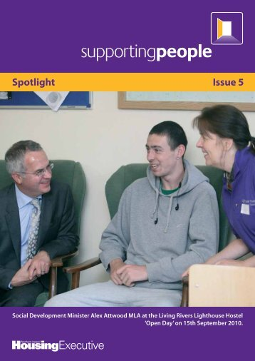 5th edition of Spotlight - Northern Ireland Housing Executive