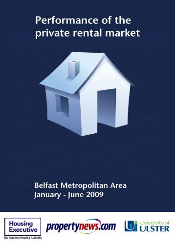 Performance of the private rental market - Northern Ireland Housing ...