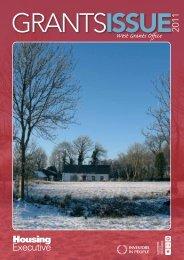 West Area Grants Newsletter 2011 - Northern Ireland Housing ...