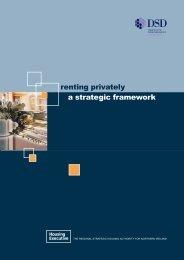 Renting Privately - a Strategic Framework - Northern Ireland ...