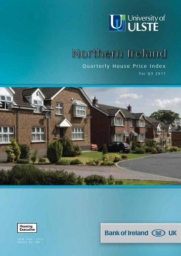 2011 Q3 - Northern Ireland Housing Executive