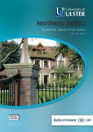 Quarterly House Price Index Q1 2011 - Northern Ireland Housing ...
