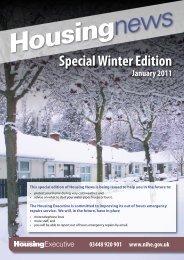 Winter edition of Housing News ( 529 KB) - Northern Ireland ...