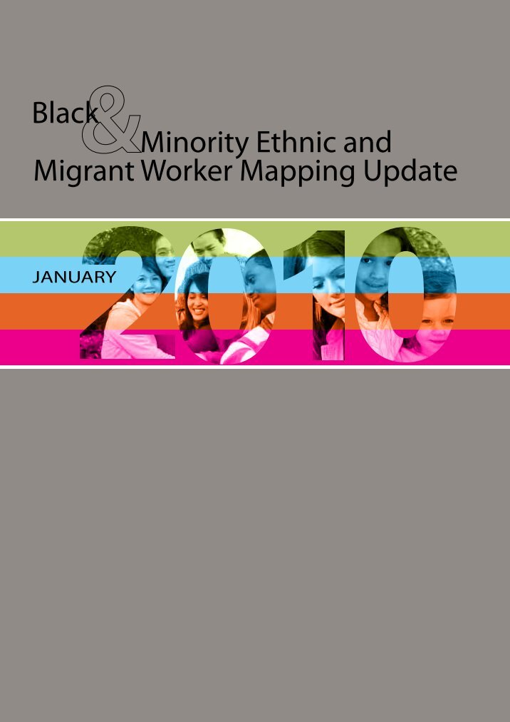 the experience of ethnic minority workers 2 essay The impact of culture & ethnicity on the counseling  counselors from minority ethnic groups  chapter 2: the impact of culture & ethnicity on the counseling.