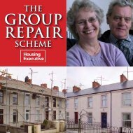 The Group Repair Scheme - Northern Ireland Housing Executive