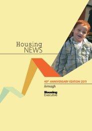 Armagh Housing News 2011 - Northern Ireland Housing Executive