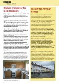 Armagh Housing News 2011 - Northern Ireland Housing Executive - Page 4